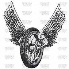 embroidered motorcycle biker patches for vest or jacket lowbrow