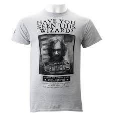 you seen this wizard t shirt