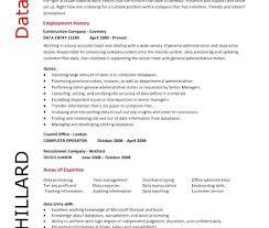 recruitment specialist resume data entry resume sample data entry resume sample