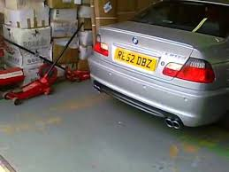 2002 bmw 325i aftermarket parts bmw 330ci gets custom dual exit exhaust from styledynamics