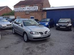 used nissan almera se 2004 cars for sale motors co uk