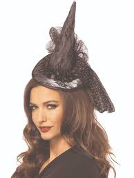 leg avenue witch costume mini lace witch hat a2718 fancy dress ball