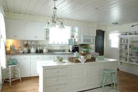 Huge Kitchen Island by At Home With T Marie Painted My Huge Kitchen Island
