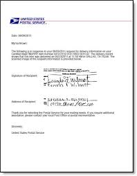 usps return receipt electronic by e mail
