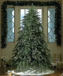 time pre lit kennedy tree green