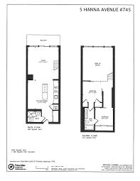 Toy Factory Lofts Floor Plans by 745 5 Hanna Ave Liberty Market Lofts