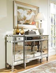 Mirrored Bar Cabinet Mirrored Console Cabinet Review Homesfeed
