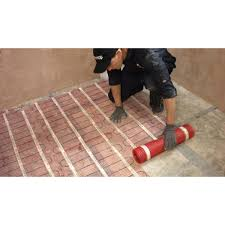 Underfloor Heating For Laminate Flooring Crown Tiles Warmup Electric Spm12 150w Matting System