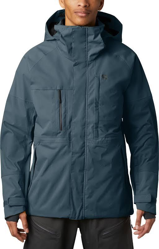 Mountain Hardwear Firefall/2 Jacket Icelandic Large 1851391324-L