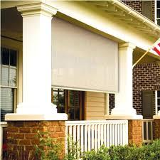 bamboo roll up blinds matchstick exterior porch shades outdoor