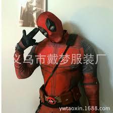 Deadpool Halloween Costume Kid Buy Wholesale Deadpool Kids China Deadpool