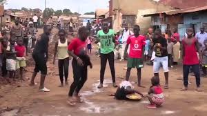 Dancing African Child Meme - african kids dance to trap music youtube