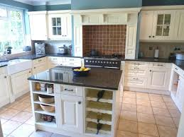 kitchen island design with wine rack outofhome