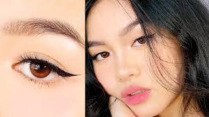 liquid eyeliner tutorial asian must know tips winged eyeliner hooded asian eyes tutorial