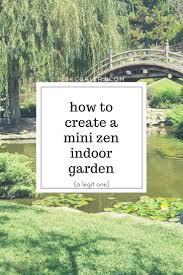 how to make a zen garden peeinn com
