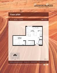 Laminate Floor Layout Floor Plans Peregrine Place Apartments Denver Co