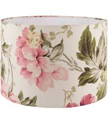 laura ashley peony cranberry lampshade home bedroom ideas
