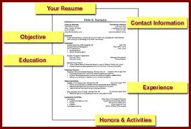 15 how to make a simple resume sendletters info