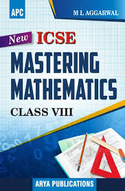 apc new icse mastering mathematics for class 8 7th edition