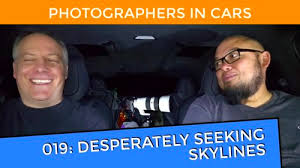 Seeking New Episodes Photographers In Cars