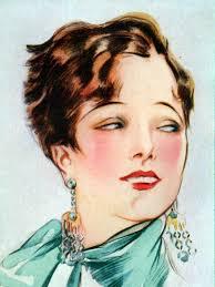 make up advice flappers 1925 glamourdaze