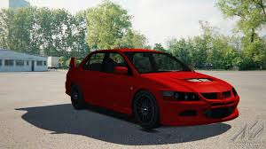 mitsubishi evo hatchback cars list assetto corsa database