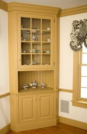 Corner Hutch Cabinet Sideboards Interesting Corner Kitchen Hutch Corner Kitchen Hutch
