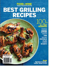 food and wine grilling magazine 10555 the home depot