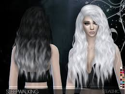 sims 3 custom content hair sims 3 cc short curly hair hairs picture gallery