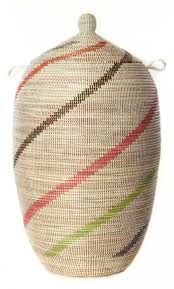 decorative laundry hampers 490 best african baskets senegal baskets handmade baskets