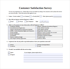 customer satisfaction report template customer satisfaction survey 13 free documents in pdf