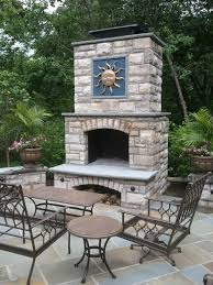 Outdoor Fireplace Chimney Height by Contractor Series Fireplaces Stone Age Manufacturing