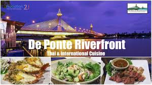 la cuisine reviews promotion2u guide ร ว วอร อยท de ponte riverfront อร อยร ม