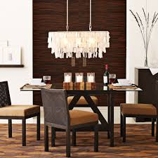 Rectangular Chandelier With Crystals Amazing Dining Room Rectangular Chandeliers 17 Best Ideas About