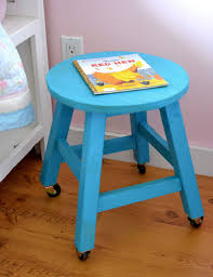 How To Make A Round End Table by Ana White Play Table Stools Diy Projects