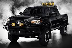 paint to match marty mcfly u0027s 2016 toyota tacoma truck revealed has custom paint