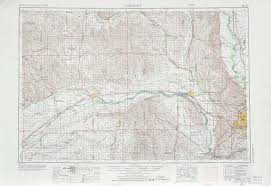 Ne Map Fremont Topographic Maps Ne Ia Usgs Topo Quad 41096a1 At 1