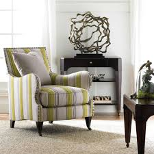 Single Living Room Chairs by Furniture Nice And Beautiful Single Sofa Schnadig Brown Colors