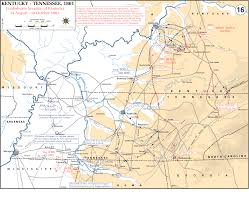 Map Of United States During Civil War by Department Of History American Civil War