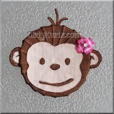 monkey ribbon 301 best girlykurlz hair bows hair flip flops images