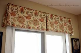 interior wood window valance ideas balloon curtains for living
