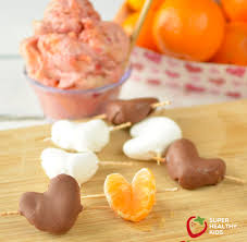 kids thanksgiving desserts naturally sweet cuties treat instead of candy