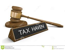 laws against illegal tax havens for offshore money accounts stock
