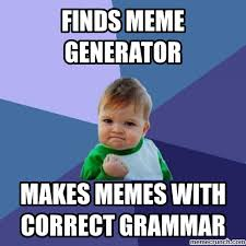 Grammar Guy Meme Generator - grammar meme pictures to pin on pinterest