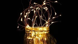Copper String Lights by Solar String Lights Gdealer 100led 33ft Copper Wire Lights