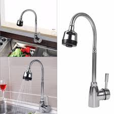 Faucet Kitchen Sink by Online Get Cheap Gooseneck Kitchen Faucet Aliexpress Com