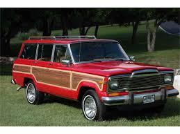 jeep grand wagoneer custom 1985 jeep wagoneer for sale classiccars com cc 1001395