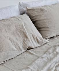 in bed luxury linen bedding throws homewares available