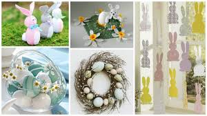 easter decorations to make for the home diy u0026 crafts fantastic viewpoint