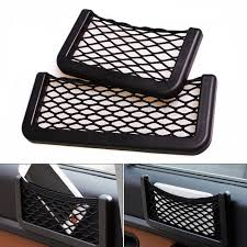 elastic nets multifunction elastic net car storage string bag for cell phone